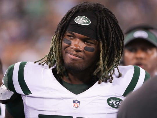 Lorenzo Mauldin will almost certainly play in the Jets'