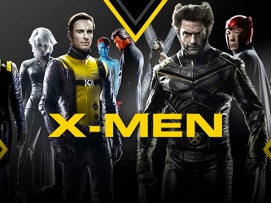 Join other cosplayers on X-Men Night at the Game Vault on Friday.