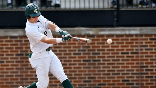 Marty Bechina and the Michigan State baseball team (18-29, 9-11) are on the bubble to make the Big Ten tournament.