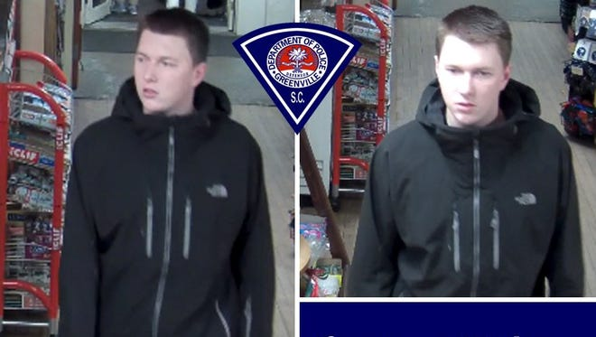Do you know this person? If so call police immediately.