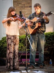 Megan McGarry and dad Chris McGarry will perform at