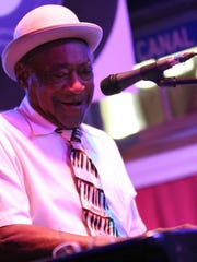 Henry Gray is set to perform during the Bluesberry