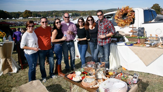 The Far Hills Race Meeting is known for its extreme tailgating. Authorities have announced a crackdown on excessive and underage drinking at this year's event scheduled for Oct. 21.