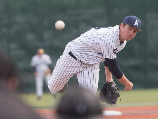 Mark Nowaczewski emerged into the Wolf Pack's ace during