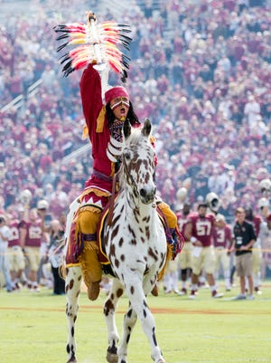 The Florida State Seminoles defeated the NC State Wolfpack by a score of 34-17 on Sat., Nov. 14 in Doak Campbell stadium in Tallahassee, FL.