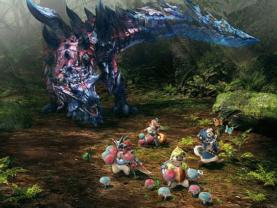 Want to get the jump on your Monster Hunter X hunting?