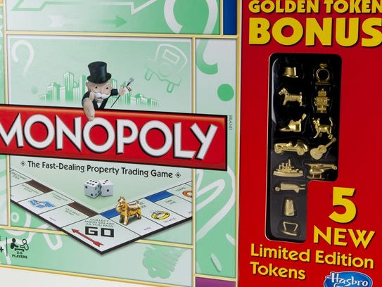 The Monopoly game will bring a family together - and