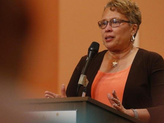 Patrice Gilliam-Johnson is the only member of Gov.