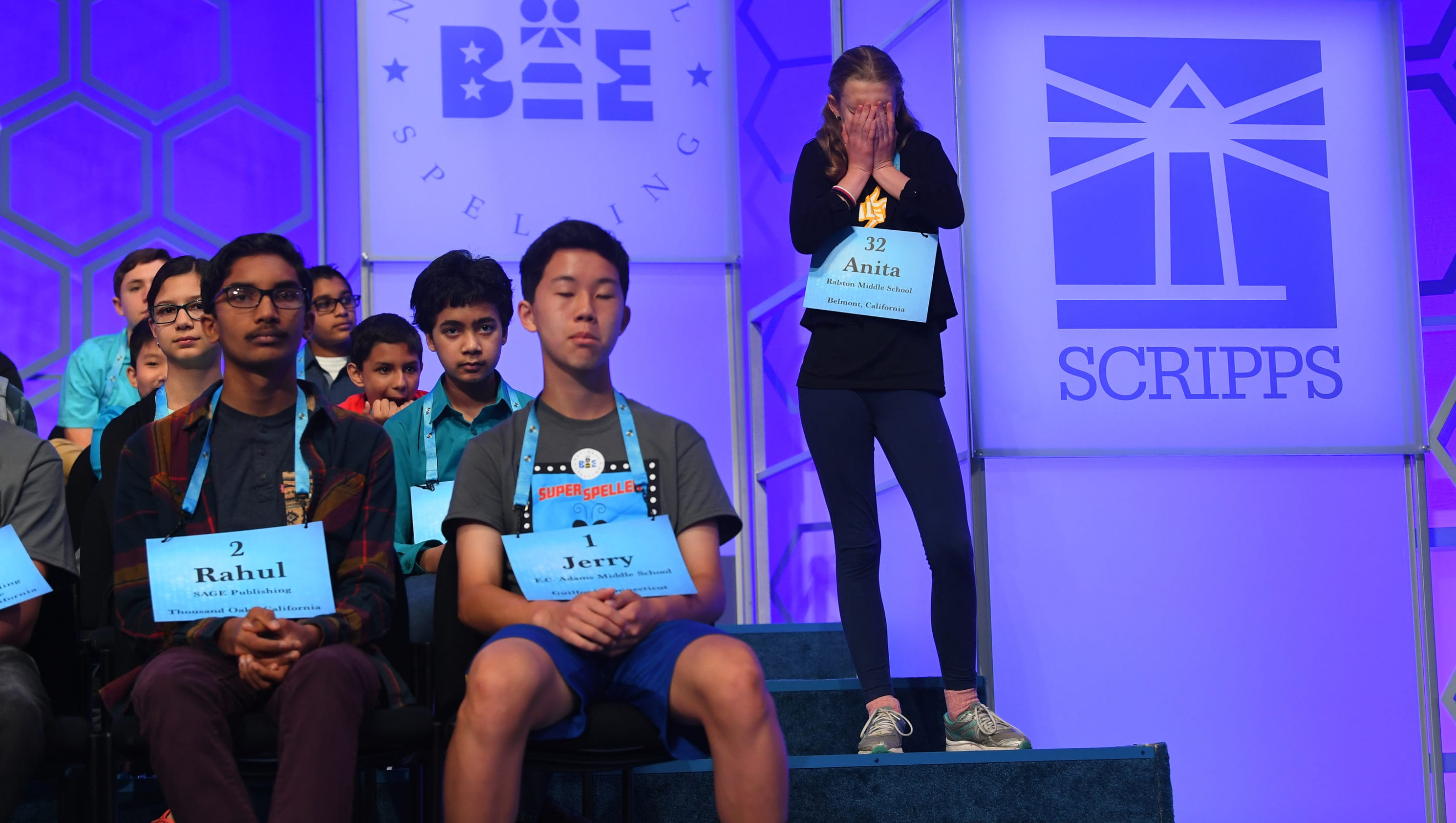 Why Scripps National Spelling Bee has its largest pool of ...