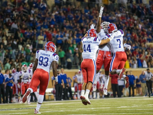 NCAA Football: Louisiana Tech at North Texas