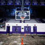 If HB 1315 passes and Ball State takes control of MCS, what happens to Muncie Fieldhouse?