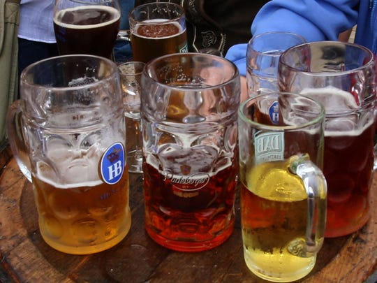 Grab a mug and celebrate Oktoberfest at Asbury Festhalle and Biergarten in Asbury Park.