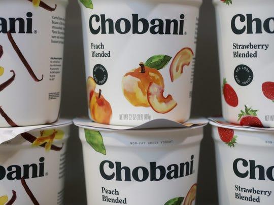 Chobani helped kick-start the Greek yogurt craze.