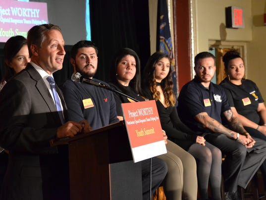 Westchester Opioid Youth Summit