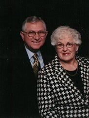 Mr. and Mrs. Goodner