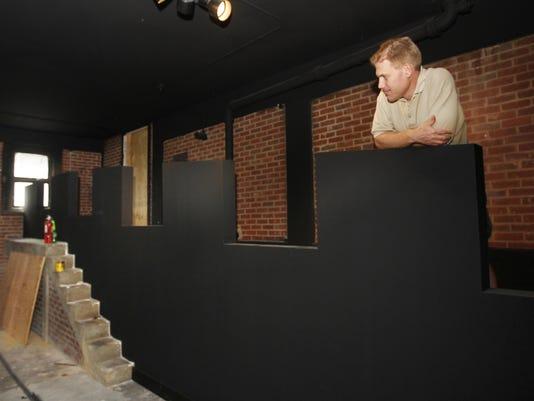 Museum ramp 01