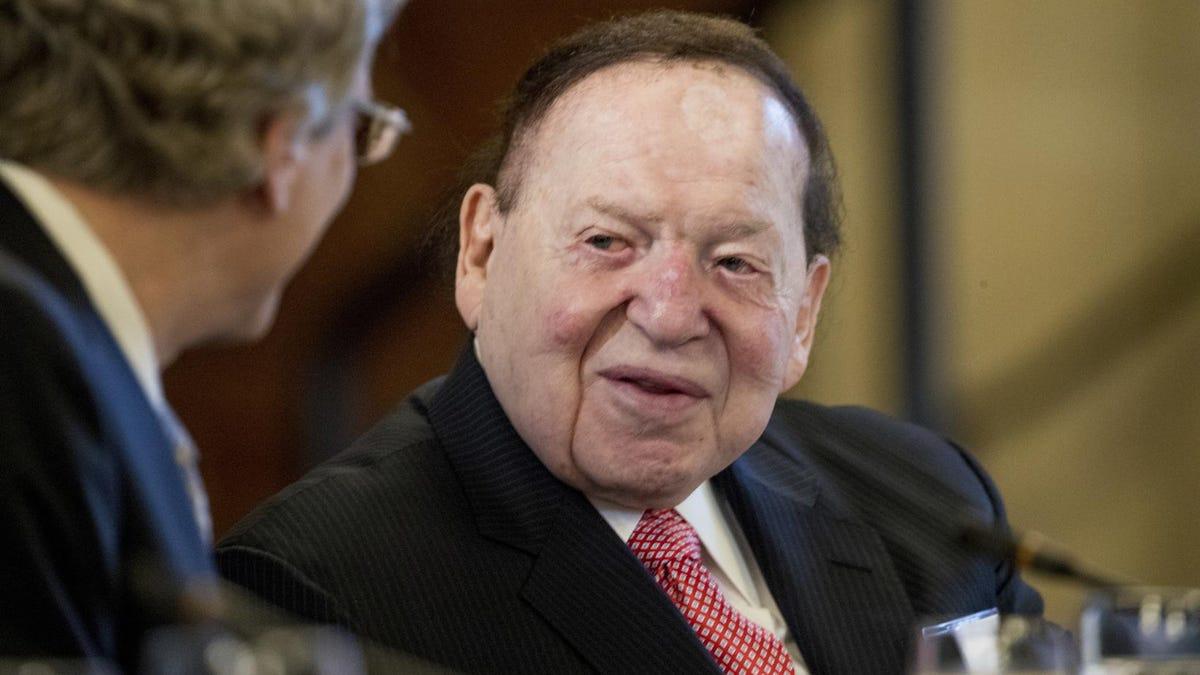 Sheldon Adelson, casino mogul and GOP power broker, dies 1