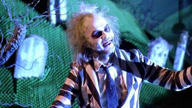 """Beetlejuice"" will be shown on Sunday, Oct. 18 at 7 p.m. at the PopUp NH at the Bridge Street Lot in Portsmouth. Visit PopUpNH.org for information and tickets."