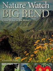 """Nature Watch Big Bend:  A Seasonal Guide"" by Lynne"