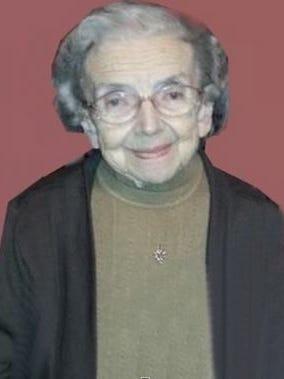 Inez Ellen Cook