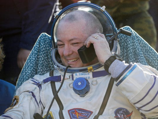 AP KAZAKHSTAN RUSSIA SPACE STATION I KAZ