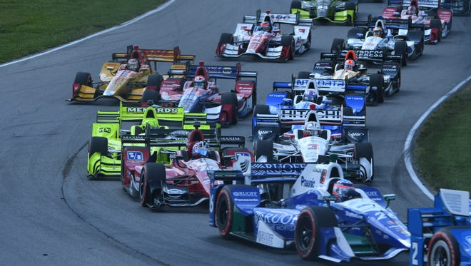 The Honda Indy 200 at Mid-Ohio (IndyCar Series event) will run July 26-28 in 2019 at Mid-Ohio Sports Car Course as part of the busiest spectator season in Mid-Ohio history.