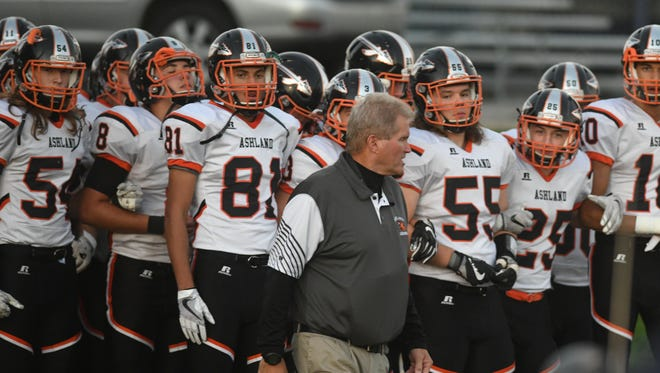 The Ashland Arrows led by 17-year veteran coach Scott Valentine are ready to reload in 2018.