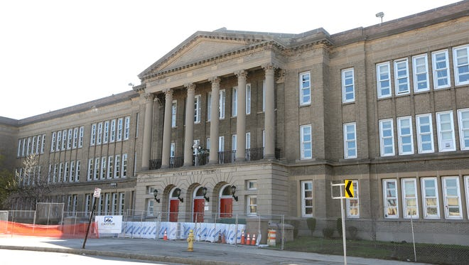 About $40 million is needed to renovate Monroe High School.