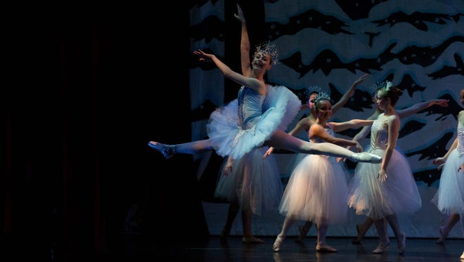"""The students of the American Ballet Academy will perform the ballet """"Peter Pan"""" at 7 p.m. June 11 at the Historic Elsinore Theatre. The production is family friendly."""