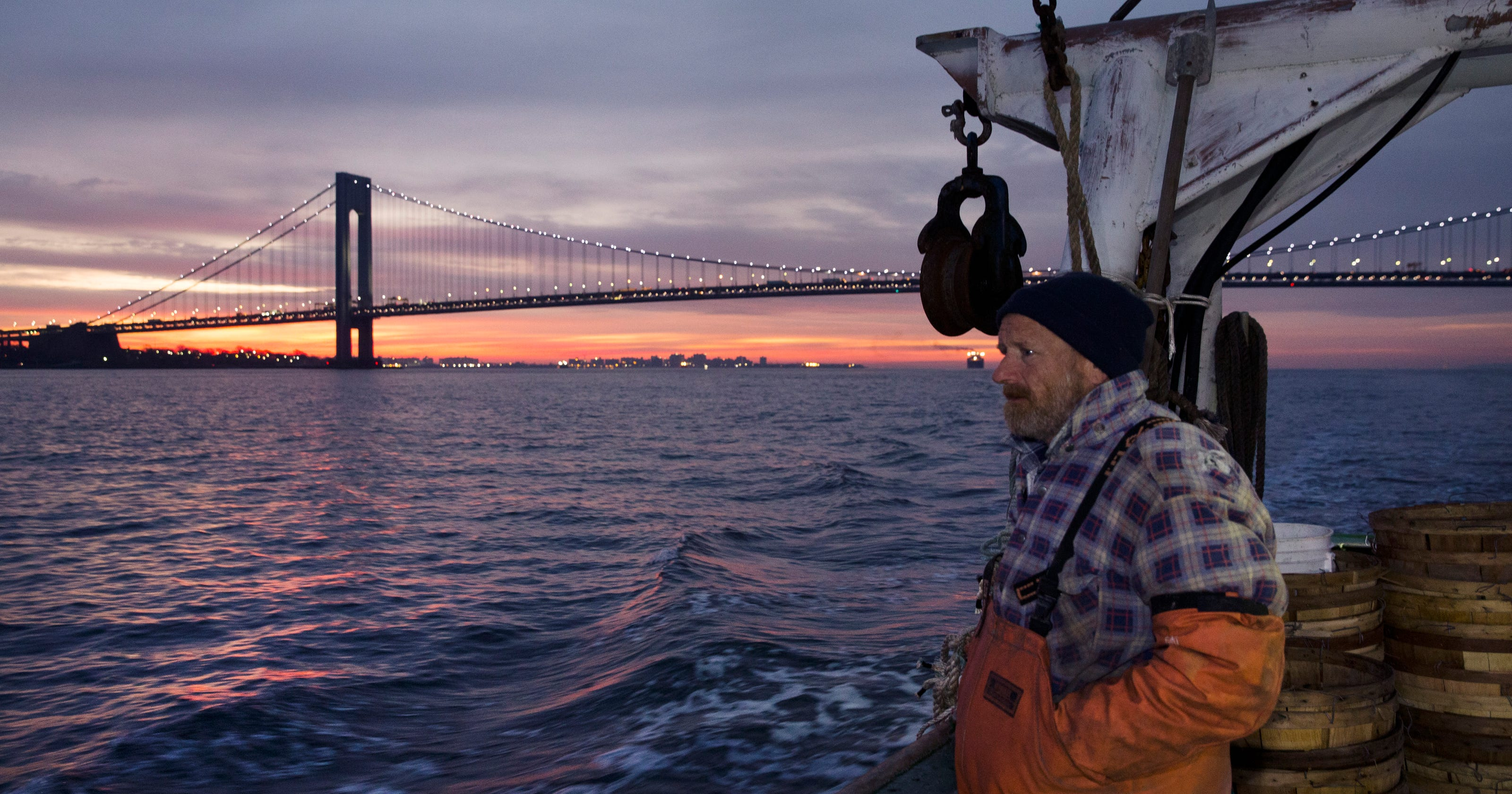 Middletown blue crab harvest: Early hours, difficult haul