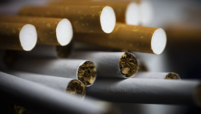 Arizona's cigarette tax of $2 a pack is relatively high nationally.