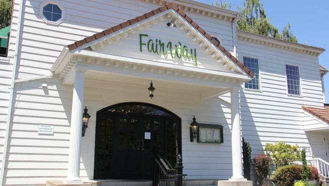 FairWay has moved into the space formerly occupied by Rudy's.