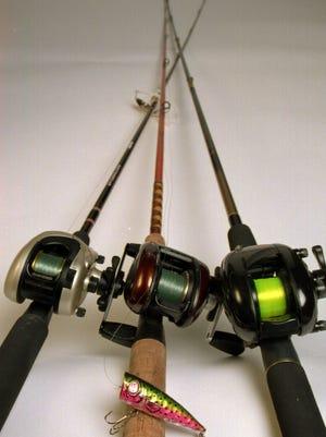 Fishing rod/fishing reel