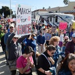In Ventura, thousands march for justice