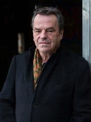 """Carnivalesque"" author Neil Jordan."