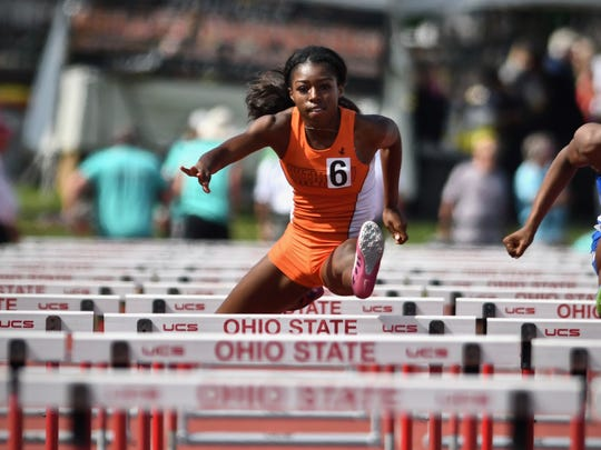 Withrow's J'Alyiea Smith captures the State Championship