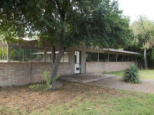 Peterson House -- Year built: 1964 | Former location: