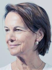 Monique Villa, CEO of the Thomson Reuters Foundation.