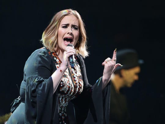 Adele and Beyonce up for Grammys