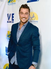 Former 'Bachelor' star Chris Soules in 2015.
