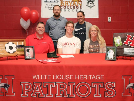 Peyton Lawyer plans to attend Bryan College, where