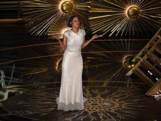 Stacey Dash made a cameo at the 88th Academy Awards