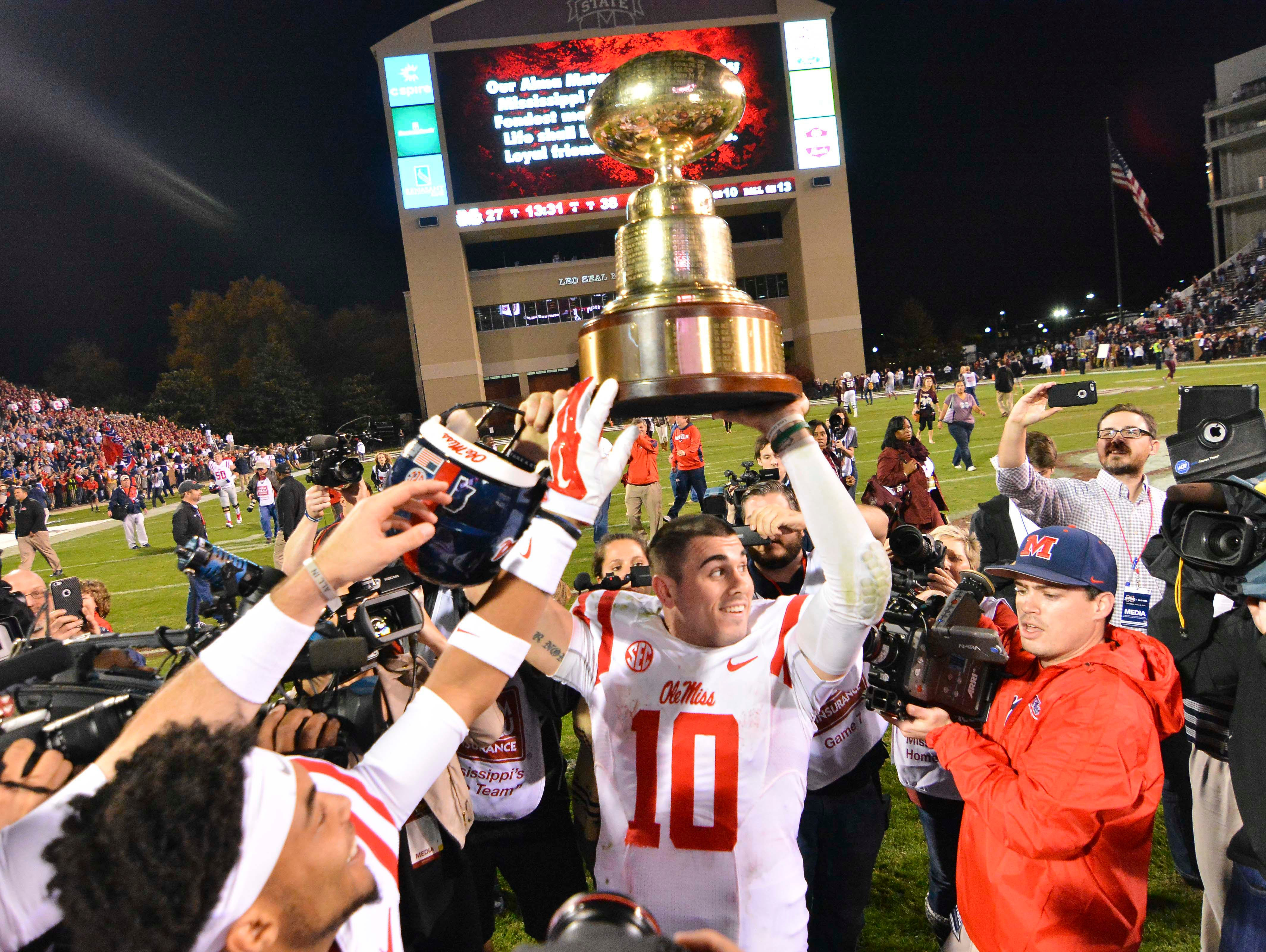Ole Miss is heading to the Sugar Bowl for the first time since 1970.
