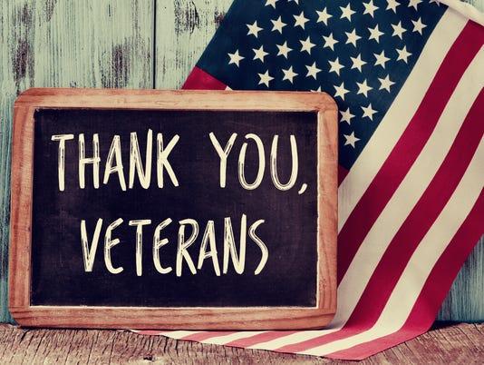 Veterans Day Dining Deals