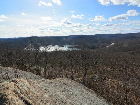The Townsend Trail in Southfields is a low-impact hike that still offers sweeping views.