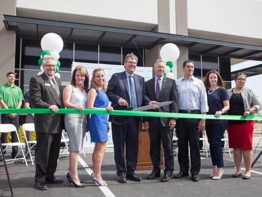 Mesa and Arizona leaders join Dexcom CEO Kevin Sayer