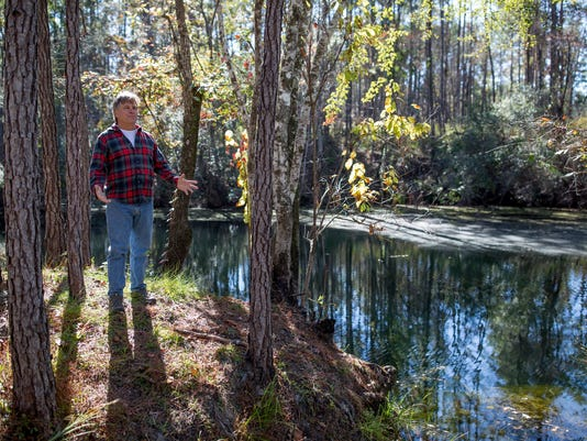 Longtime family's paradise of water, woods for sale in