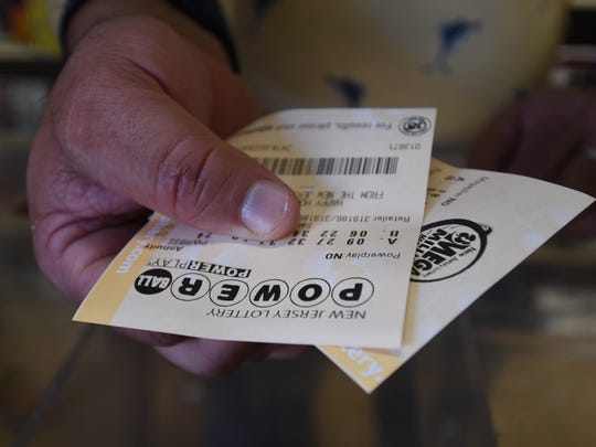 With lottery jackpot  estimated over $300 million, people rushed to buy tickets