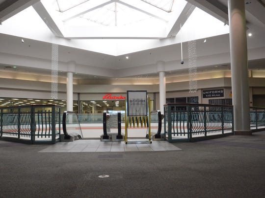 The Jackson Metrocenter was  the biggest mall in America when it opened in 1978. Now it resembles a ghost town.
