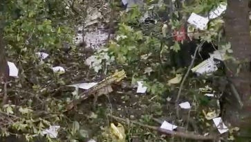 NTSB issues report on Springfield plane crash that killed two pilots